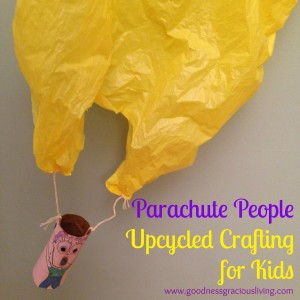 parachute people GGL