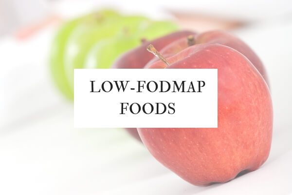 low fodmap foods and recipes