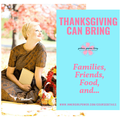 Thanksgiving Can Bring Families, Friends, Food and …