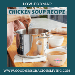 LOW FODMAP CHICKEN SOUP SQUARE